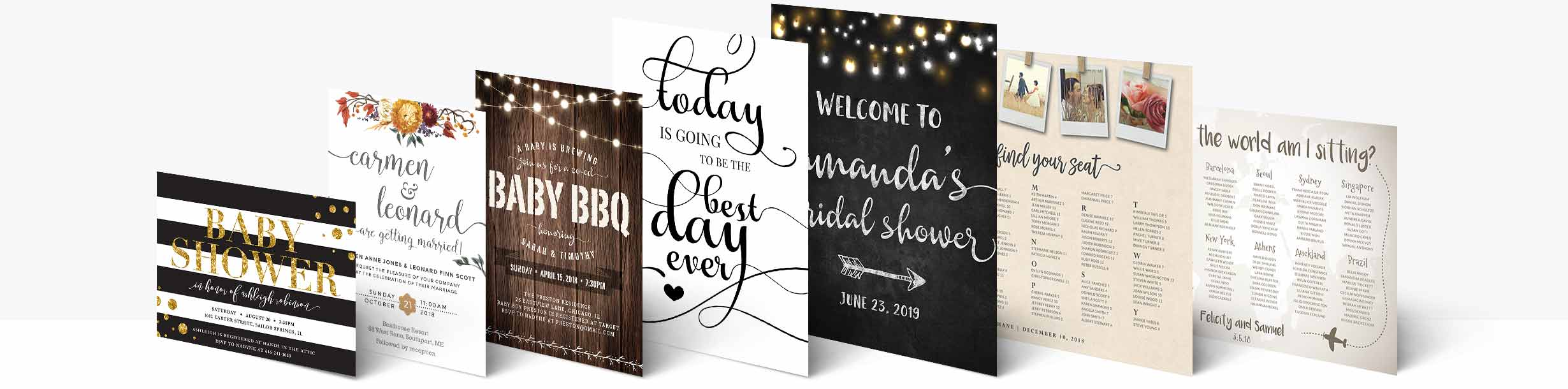 printable stationery weddings by hands in the attic