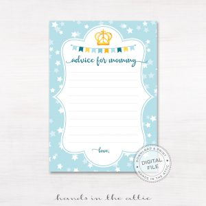 Image for Advice For Mommy Cards