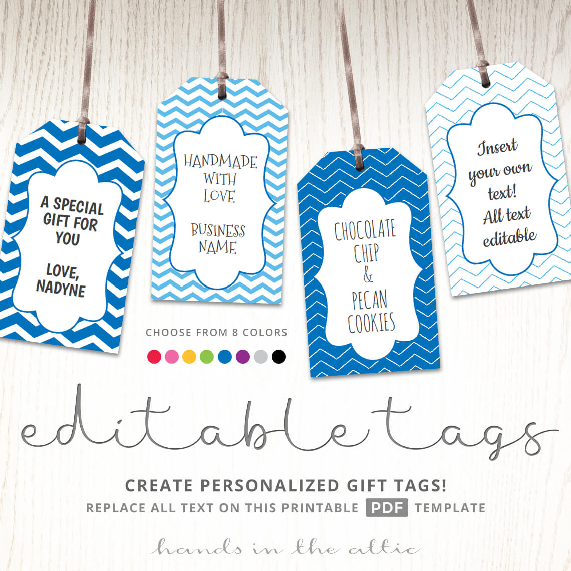 Party Favor Labels