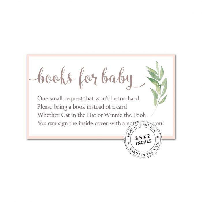 Pastel Pink Books for Baby