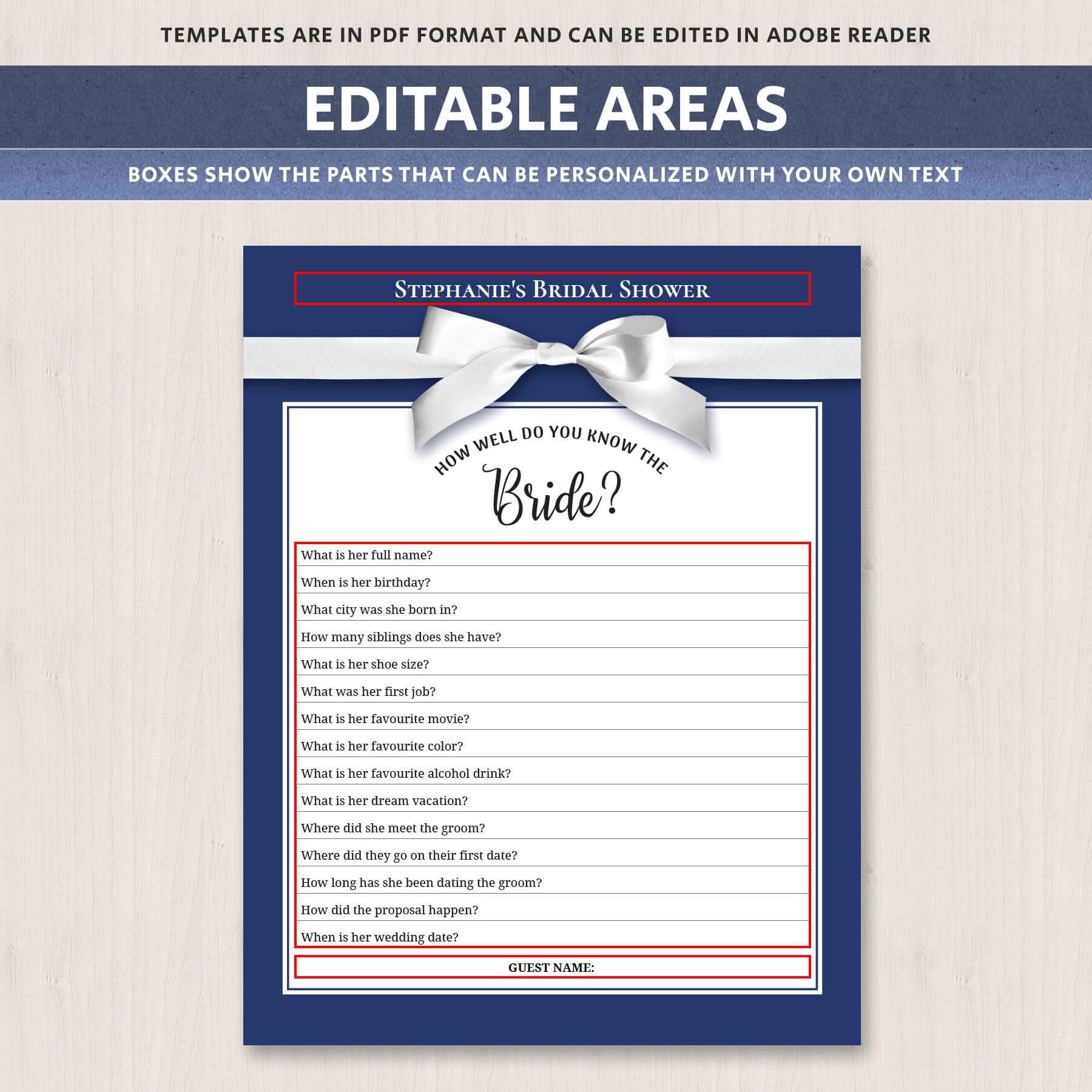Personalized Printable Box Baby Announcement Arrival Baby Announcement Proposal Printable Favor Box DIY Digital Files