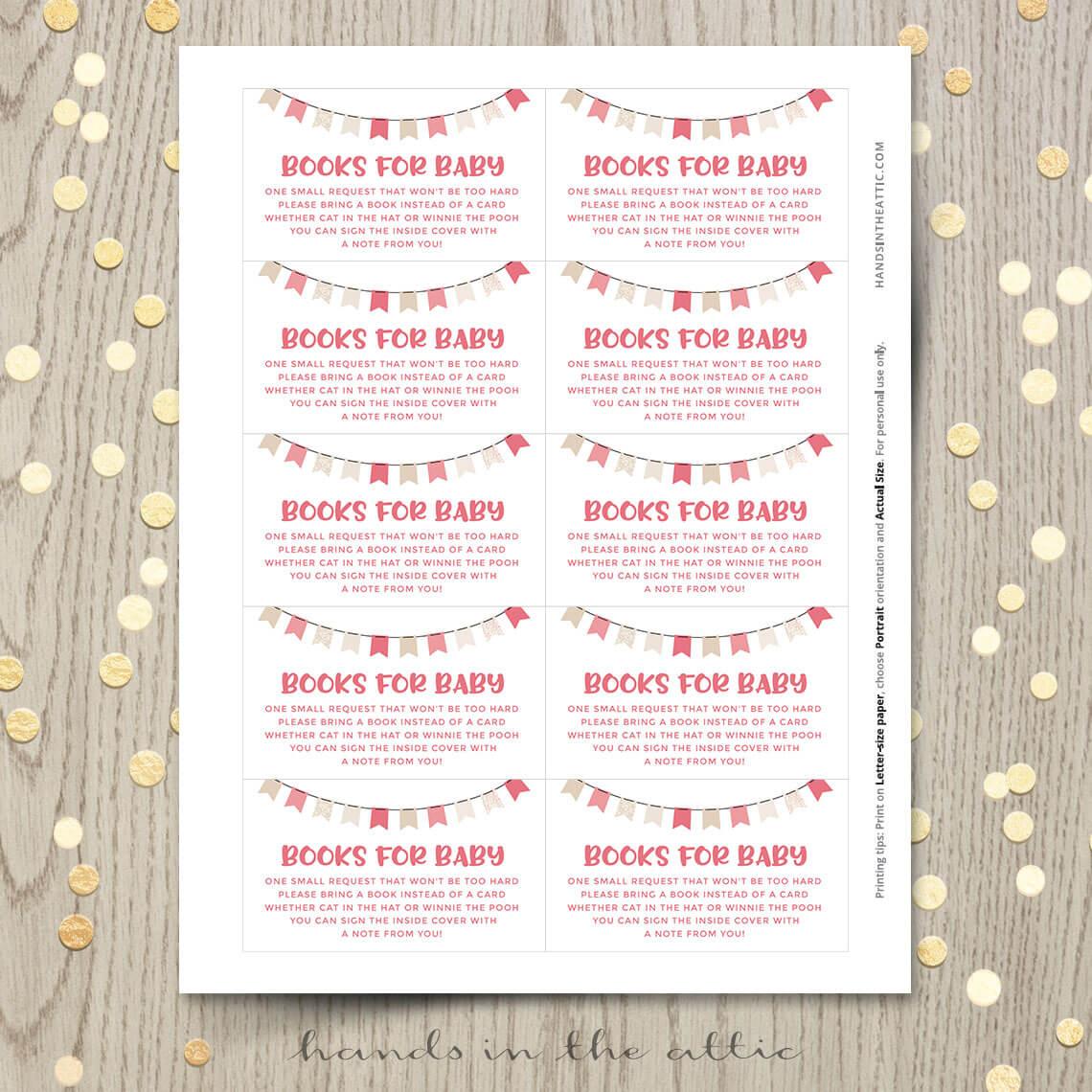 Ready to Pop Baby Shower Invitation | Printable Stationery ...