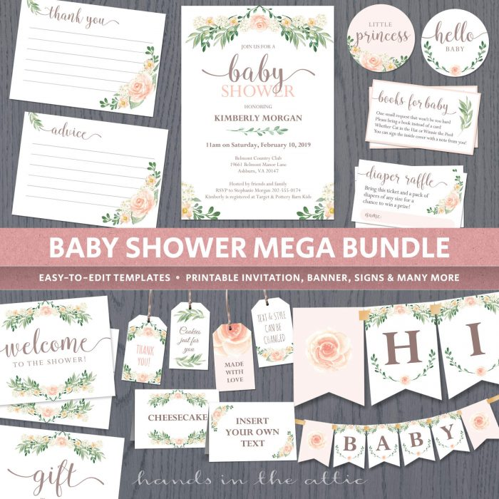 Florals Bundle P1