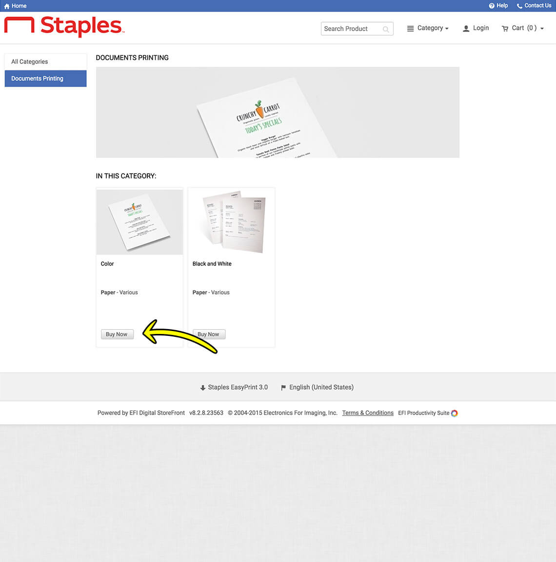 2 Online Printing Service At Staples
